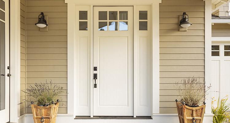 Home Entrance Doors